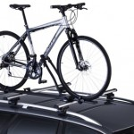 Thule FreeRide 5322 Cycle Roof Carrier – 2 single bike roof carriers