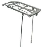 alloy bike rack