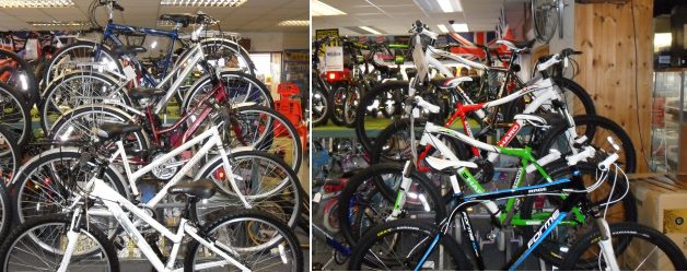 bikes cycles blackpool cleveleys
