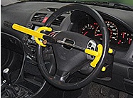 Double Hook Steering Lock