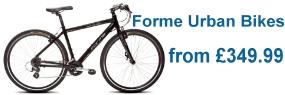 forme urban bikes