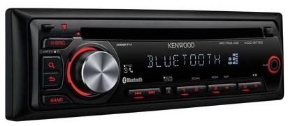 kenwood bluetooth car stereos