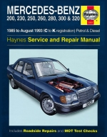 mercedes benz haynes manual