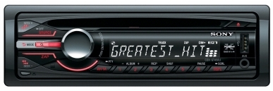 sony car stereos