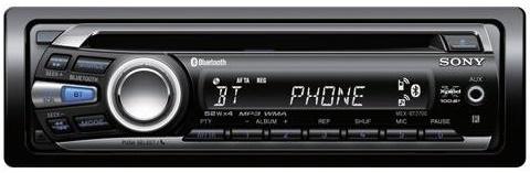 sony cd car audio