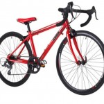 2014 Cuda Sprint 24″ 8 Speed Road Bike Red