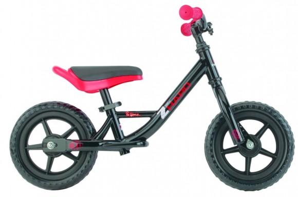 Haro Z10 Black Red