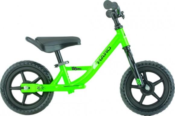 Haro Z10 Green Black