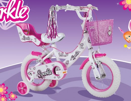 Sparkle Girls Bike