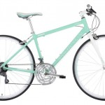 Cetus Barracuda Womans Lightweight Commute Bike