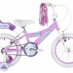 Bumper Ice Queen 12″ Girls Bike