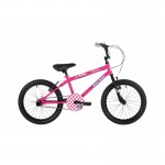 Bumper Stunt Rider, 18″ Girls Bike, Pink