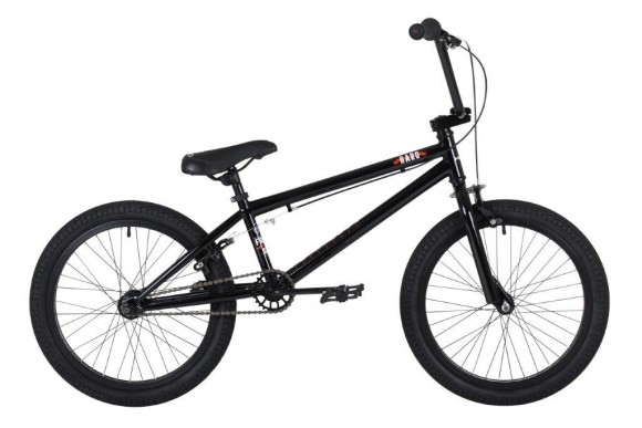 "HARO Frontside 20"" Bike Black 2016"