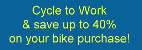cycle to work bikes