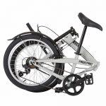 Freespirit Ruck 20″ 6 Speed Grey Folding Bike