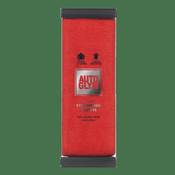 autoglym hi-tech microfibre finishing cloth