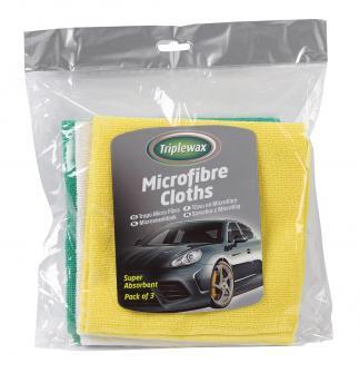 microfibe cloths