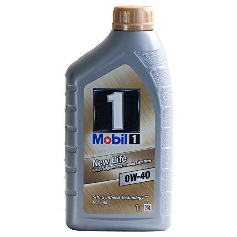 0w40 mobil oil