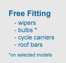 free car bulb fitting