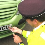 number plate security