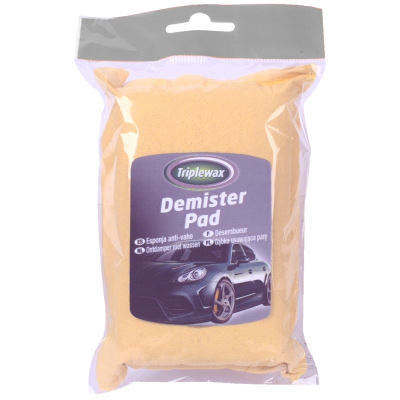 windscreen demister pad