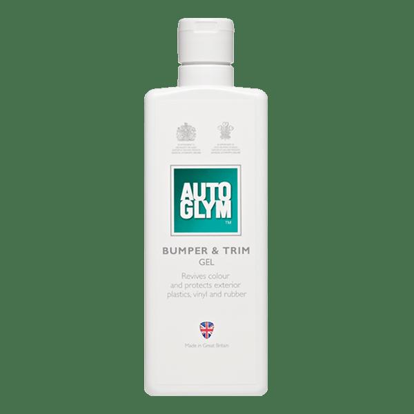 autoglym bumper trim gel