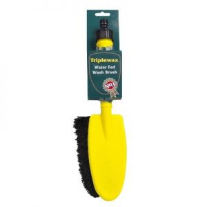 triplewax car brush