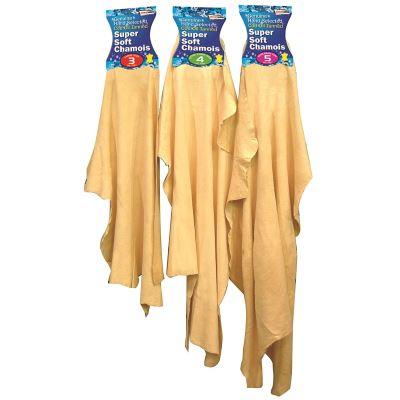 chamois cloths
