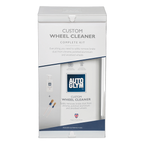autoglym custom wheel cleaner kit