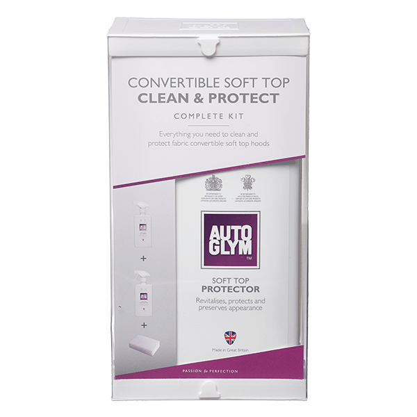 autoglym convertible soft top cleaner