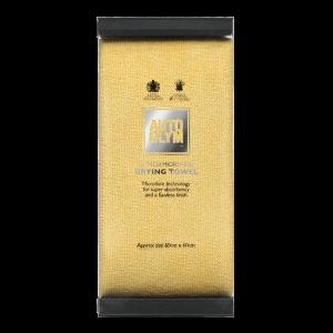 autoglym hi-tech microfibre drying towel
