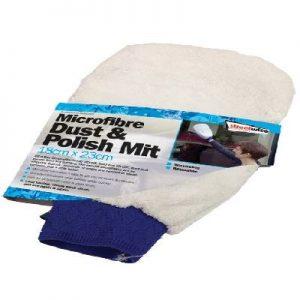 mitt polish cloth