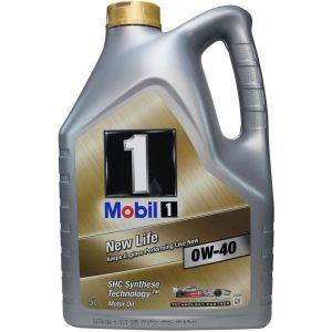 Mobil 1 0w40-5ltr