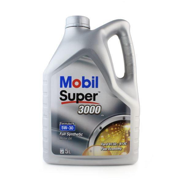 mobil oil 3000 5w30 5 litre