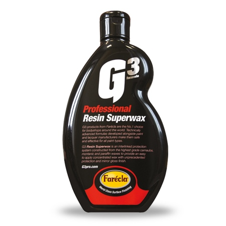 G3 resin superwax