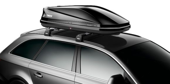 Thule Touring 200 GlossBlack