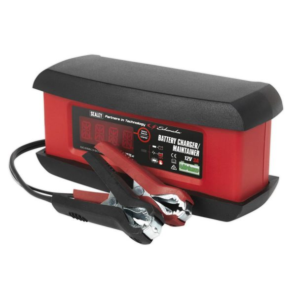 sealey smart charger