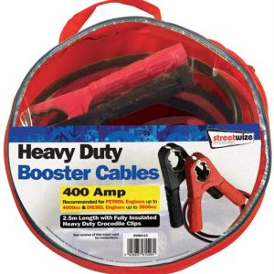 heavy duty jump leads