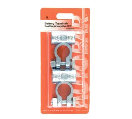 heavy duty battery terminals