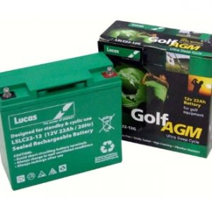 Golf Batteries