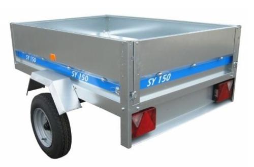 steel trailer blackpool