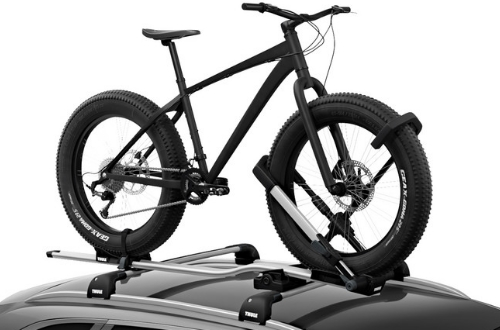 upride-thule-bike rack
