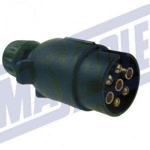 7-pin-plastic-plug