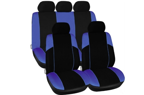 black-blue-seat-covers