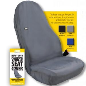 driver van waterproof seat cover