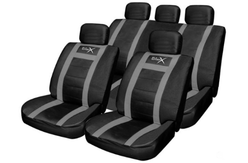 leather look seat covers