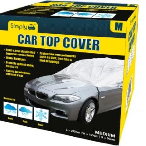 medium top car cover