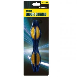 amber reflective door guard