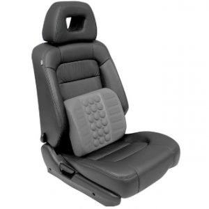 car seat back support cushion