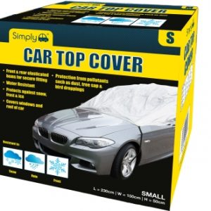 small top car cover
